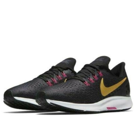 5292a7751b031 Nike Air Zoom Pegasus 35 Running Shoes 942855-008. NWT